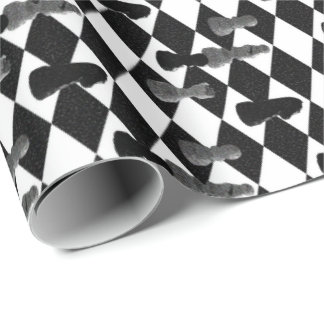 Chess Board Wrapping Paper