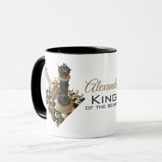 Chess Champion Chess Board Mug