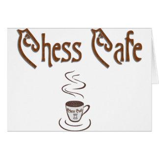 Chess Coffee Card