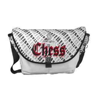 Chess Designer Bag Courier Bags