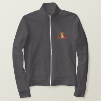 Chess Embroidered Jacket