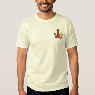 Chess Embroidered T-Shirt