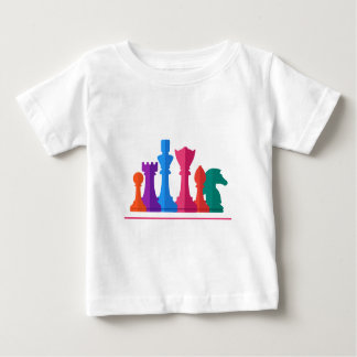 Chess Game Baby T-Shirt