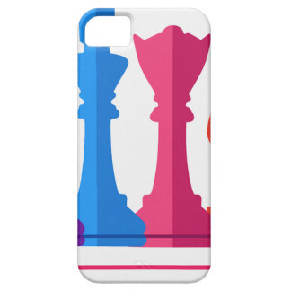 Chess Game Barely There iPhone 5 Case