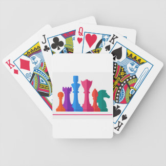 Chess Game Bicycle Playing Cards