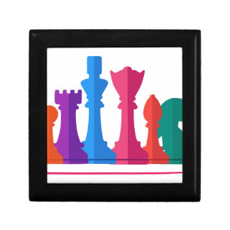 Chess Game Gift Box