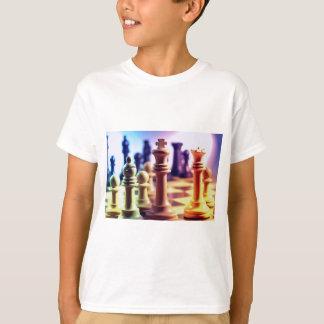Chess Game Kid's T-Shirt