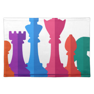 Chess Game Placemat