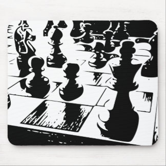 Chess Gamer Mouse Pad