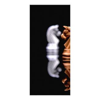 Chess Hobby Sport Rack Card