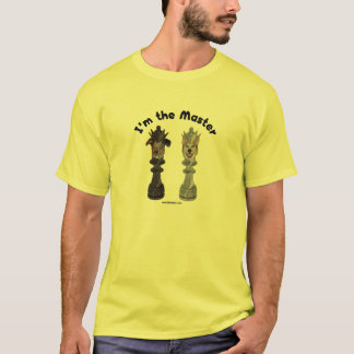 Chess I'm the Master Dog T-Shirt