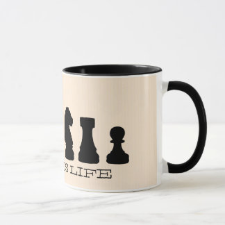 Chess is Life Mug