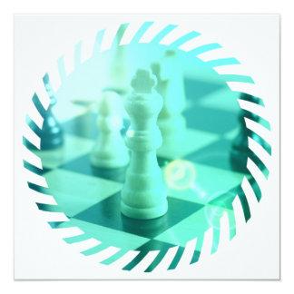 Chess King Invitation