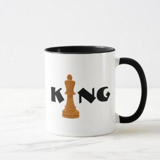 chess king mug
