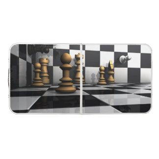 Chess King Play Beer Pong Table