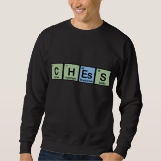 Chess Made of Elements Sweatshirt