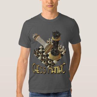Chess Maniac T Shirts