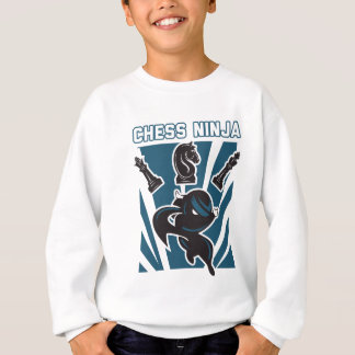 Chess Ninja Sweatshirt
