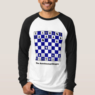 Chess Opening Accelerated Dragon T-Shirt