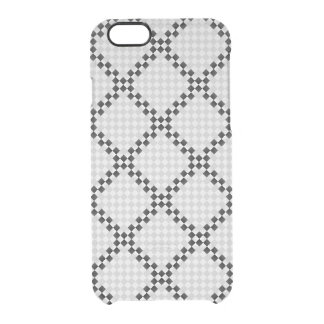 Chess Pad by Kenneth Yoncich Clear iPhone 6/6S Case