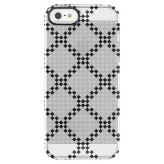 Chess Pad Clear iPhone SE/5/5s Case
