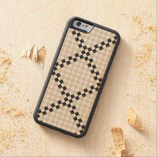Chess Pad Maple iPhone 6 Bumper