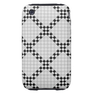 Chess Pad Tough iPhone 3 Covers