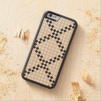 Chess Pad Maple iPhone 6 Bumper