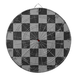 Chess pattern dartboard