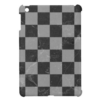 Chess pattern iPad mini cover