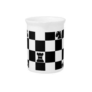 Chess Pitcher