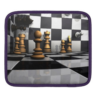 Chess Play King iPad Sleeve