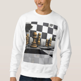 Chess Play King Sweatshirt