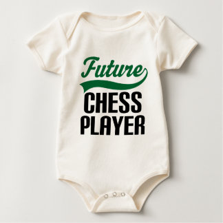 Chess Player (Future) Baby Bodysuit