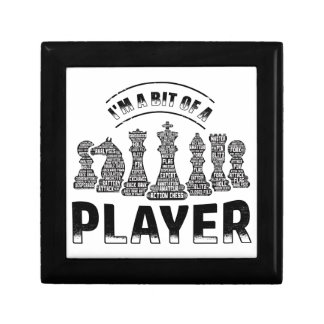 Chess Player Gift Box