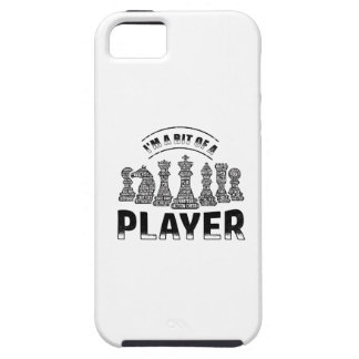 Chess Player iPhone 5 Covers