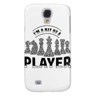Chess Player Samsung Galaxy S4 Covers