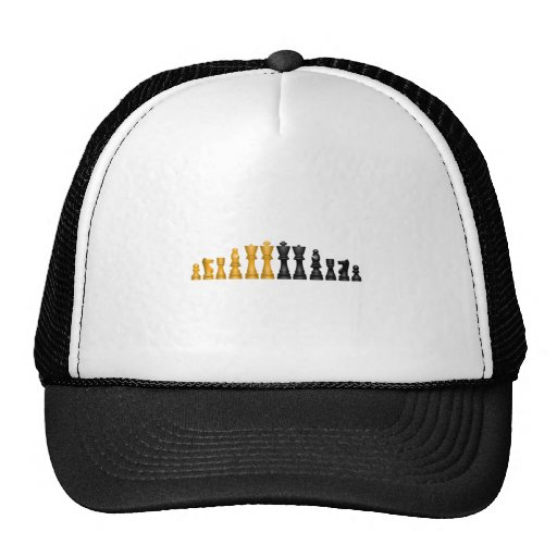 Chess Set Hats