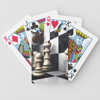 Chess Style Bicycle Playing Cards