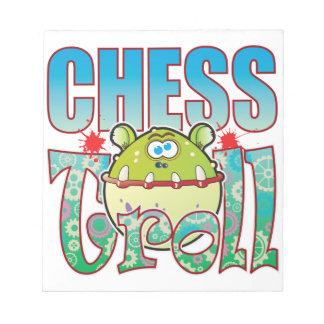 Chess Troll Notepad