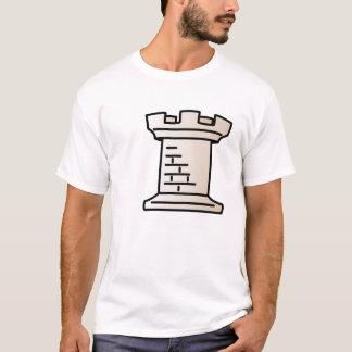Chess White Rook Shirt