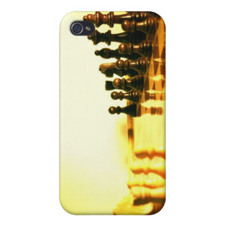 Chessboard iPhone 4 Case