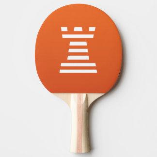 ChessME! Ping Pong White Ping Pong Paddle