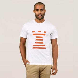ChessME! White Inverse T-Shirt