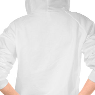 Chester Logo on Zippered Hoodie