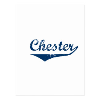 Chester Postcard