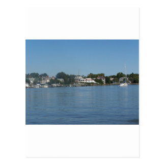 chester river md postcard