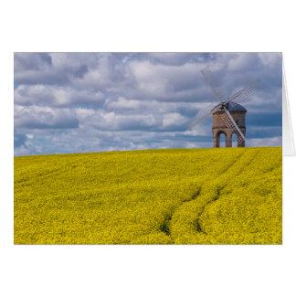 Chesterton Windmill Card