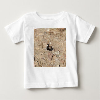 Chestnut backed sparrowlark (Eremopterix leucotis) Baby T-Shirt