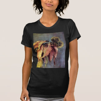 Chestnut Burrs and Leaves T-Shirt